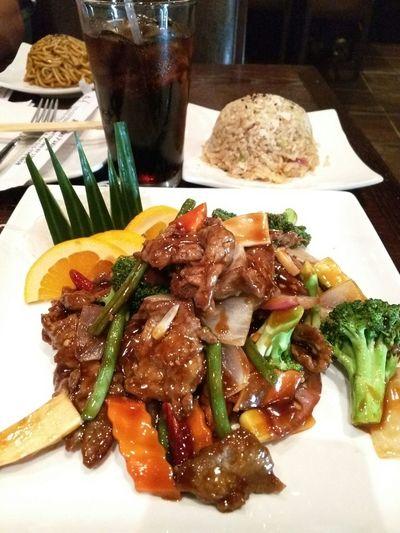 My World Of Food Beef Broccoli
