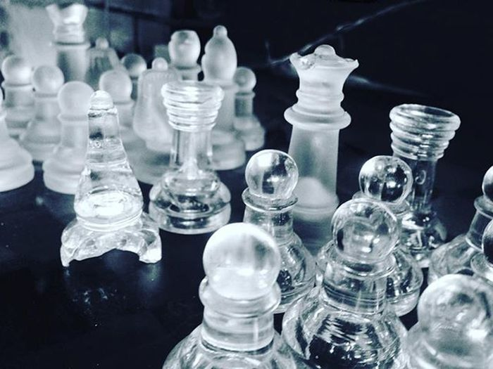 No one has ever won a game of chess by taking only forward moves. Sometimes you have to move backwards to take better steps forward. ThatsLife