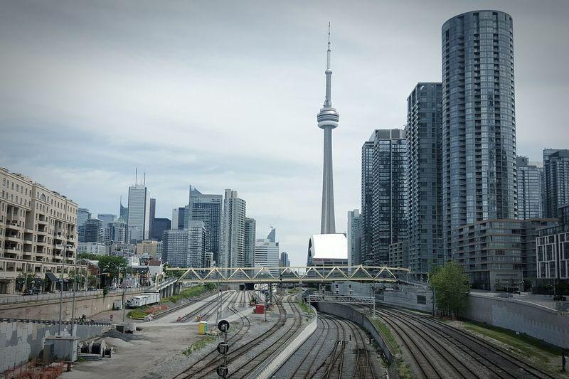 Toronto Skyline Toronto Cityscape Taking Photos Enjoying Life Urban
