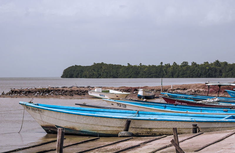 Boats⛵️ Nature Trinidad And Tobago Bay Beauty In Nature Boats Street Photography Streetphotography