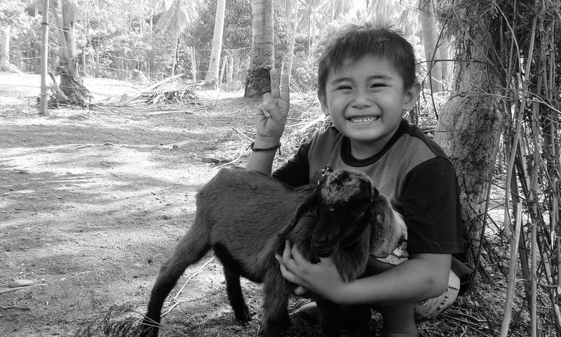 My lil bro, your smile means a lot to us so I hope you'll keep that smile forever. Love you! B&W Portrait Black And White Photography Little Brother  SpreadTheLove Black And White Portrait Check This Out Enjoying Life Amazing