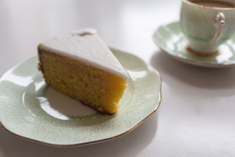 Lemondrizzlecake Teatime Cake