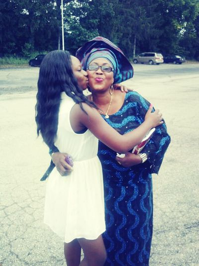 me and mi madre
