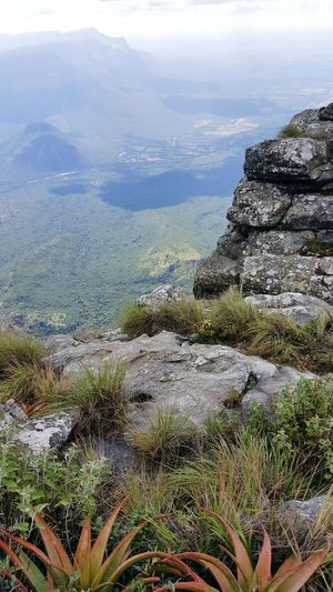 Amazing mountain view. South Africa truly is beautiful