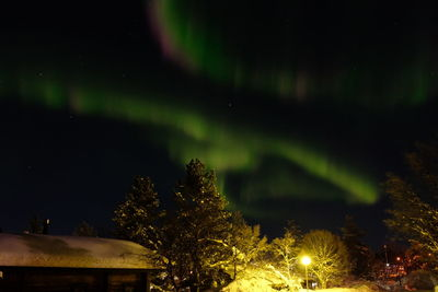 aurora in Killopaa Finland Nature Aurora Borealis Sky Night