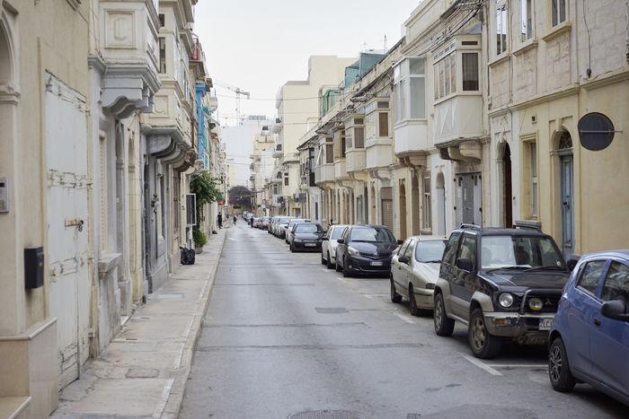 Malta Malta City Malta Streets