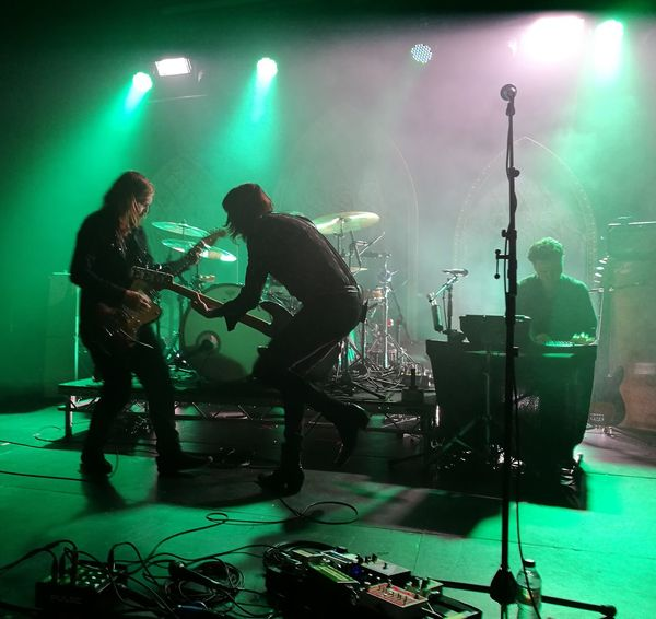 Band of Skulls, SWX club Bristol Performance Rock Band Concert Guitarist Bassplayer Concert Live Event Gigphotography