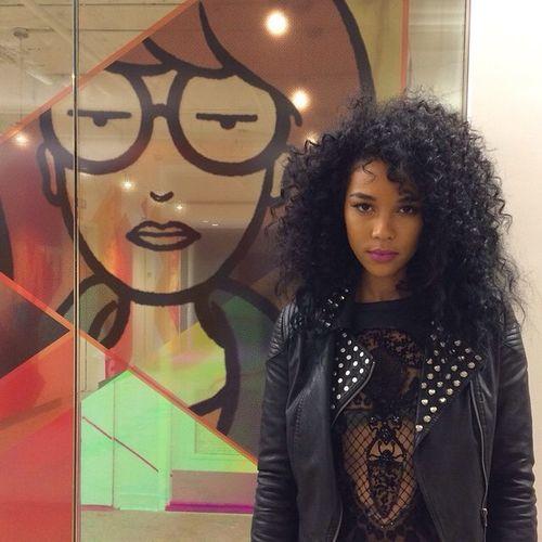 Curly Hair Fashion Street Fashion Daria