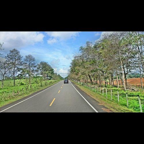Trip a carretera abierta, hermosos paisajes de mi Panama City Panamá Colon Street Trip Travel Shoot Nature Sky Niceday