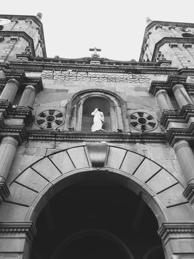 Architecture Arquitectura Iglesia Colombia Church Santander Barichara Travel Photography Travel Blackandwhite