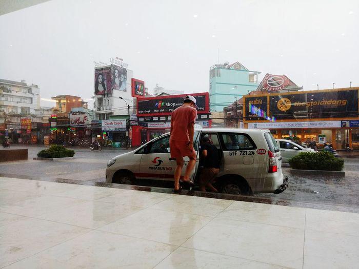 Runaway Rainy Days