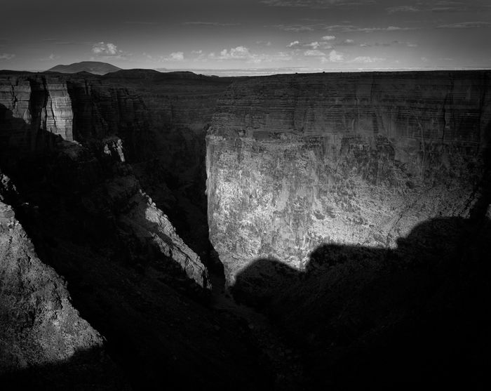Morning Light at a narrow canyon gorge at the the Navajo Indian Reservation in Arizona. Arizona Beautiful Landscapes Dark Dramatic Sky Gorge Light Morning Morning Light Navajo Reservation USA Atmospheric Mood Beautiful Landscape Canyon Canyon Sunrise Cliff Cliff Edge Distance Horizon Landscape Moody Navajo Navajo Nation Shadow Sunrise Wakeup