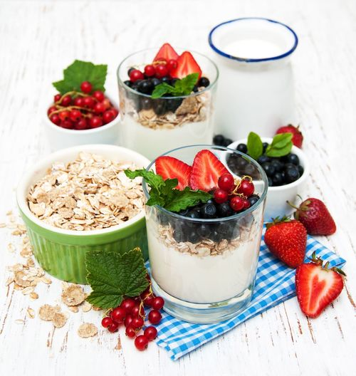 Yogurt with