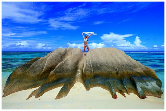 beautiful seychelles, Source d'Argent, La Digue Seychelles Seychellen Ladigueisland Ladigue Sourcedargent
