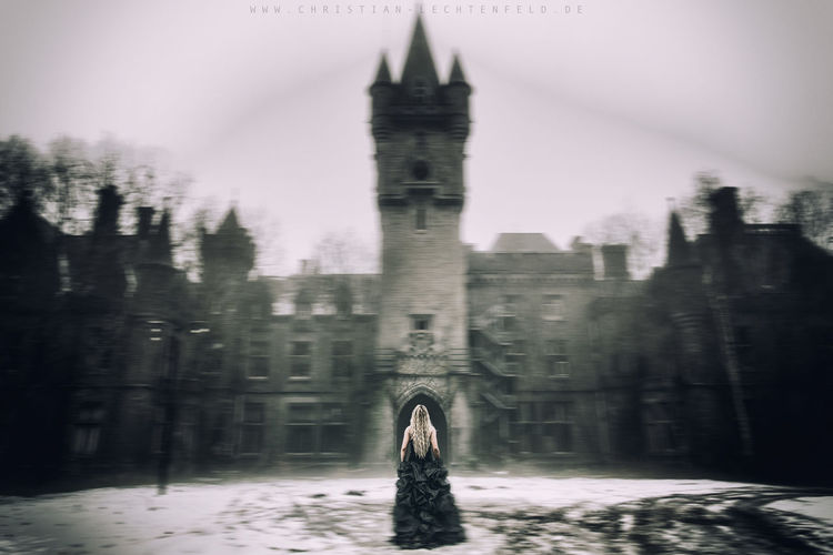 Enter Castle Dark Dress Entrance Mystic Noisy Woman Woman Power Women Who Inspire You Architecture Building Exterior Château Creepy First Eyeem Photo Girl Girls Mystery Palace Scary Tower Woman Of EyeEm Woman Who Inspire You Women women around the world Women Of EyeEm EyeEmNewHere