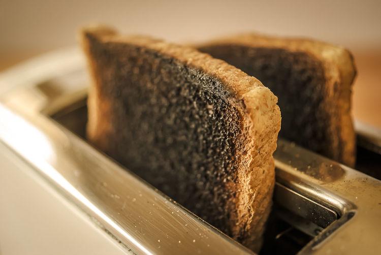 Btead Burned Burned Toast Toaster Tostadora Toastbread Toastedbread Bad Morning  Bad Day Bad Mornings Deserves A Second Chance