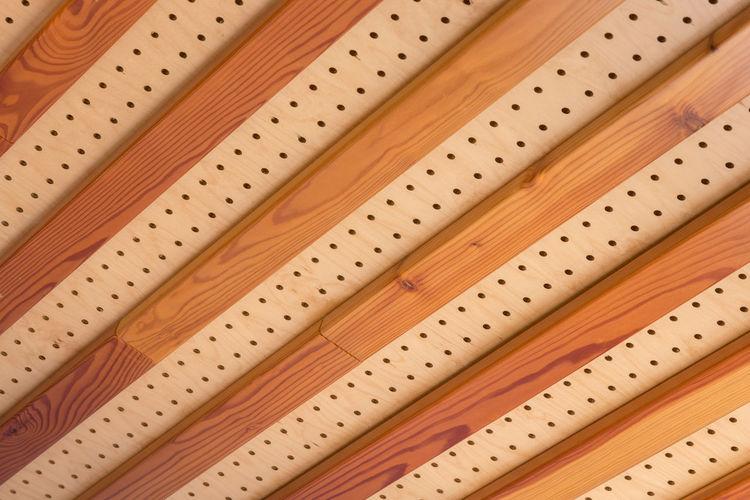 wood building