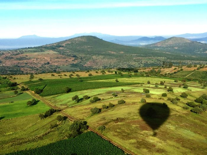 Capturing Freedom Flaying Dreams Aerostatic Ballon Mexico Tlaxcala Nature_collection Landscapes Good Morning Sony NEX5N Sunyday Nature
