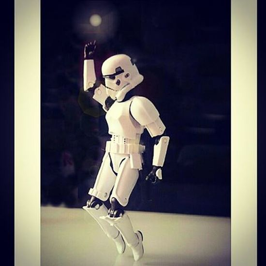 Norman's Michael Jackson inspired dance routine not only got him a standing ovation at the Deathstar talent contest he also got free drinks at the Moss eisley cantina. Nice one Norman. 👍 Normanthetrooper Starwars Afosw Stormtrooper Toyphotography Toyslagram Toypops Toysalive Toysaliance Toyartistry Toycommunity Toydiscovery Starwarsblackseries @starwarsblackseries Onlytroopersaresoprecise