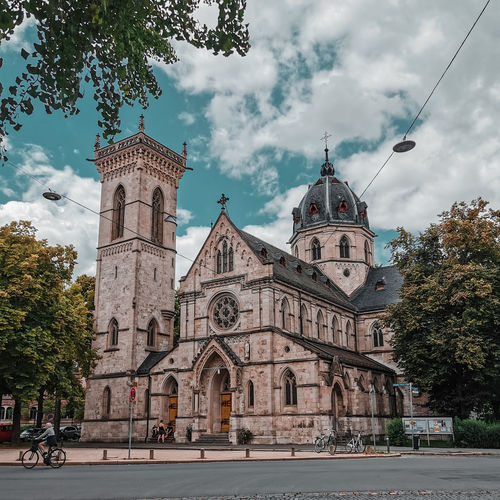 Church in weimar