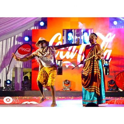 Amazing African beauty .... @usiuafrica CultureWeek2015