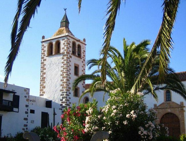Betancuria (Fuerteventura, Spain) Fuerteventura Town Church