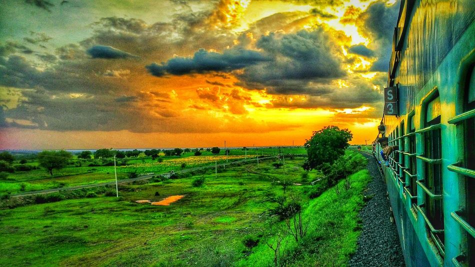 Train - Vehicle Trains Trainstation Traintracks Trainphotography Train Track Sunset Train Tracks Train Station Train_of_our_world Trains_r_the_best EyeEm Best Shots EyeEmBestPics EyeEm Best Edits EyeEm Gallery Karnataka