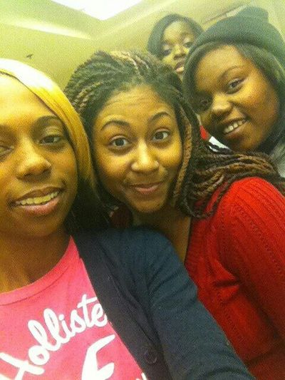 #Tbt Me & My Cousins ! I Love My Fam..