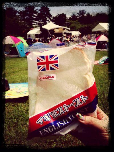 イギリストースト Aomori Rock Festival