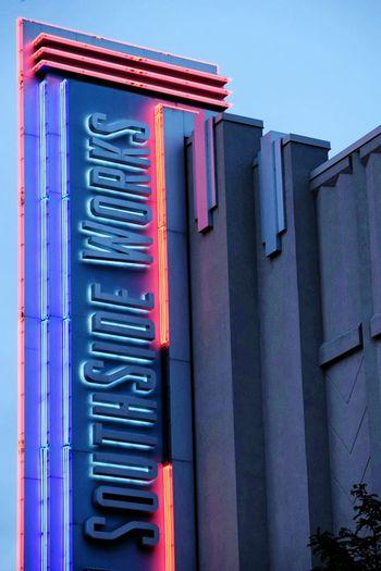 Southside Works Cinema Photo by J.R.FORSYTHE