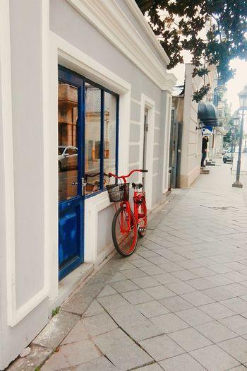 Batumi Georgia Redbike Street Ktu EyeEm Best Shots EyeEm Streets Bike Life Bikers