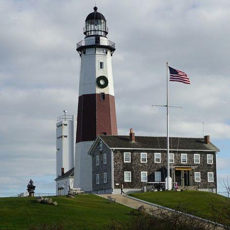 Eastend Long Island Waterfront Surf Fishing Stripers Oceanview Saltlife Lifeisgood Easylikesundaymorning Montauk Point Montauk Lighthouse