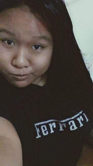 Feeling Fresh ^-^♥ Ferrari👌 I Love My Shirt  :》