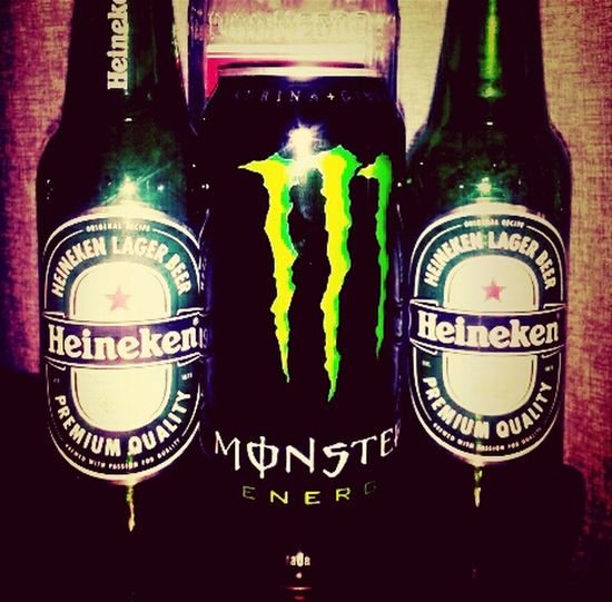 Street Monster Energy <3 Adrenaline My Bike !!! XD