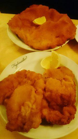 Schnitzel time