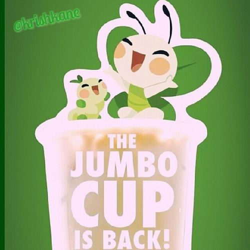 The TABO is back friends!! Hahaha PicfromSerenitea Dec18 -20 5thanniv Holidaytreat excited