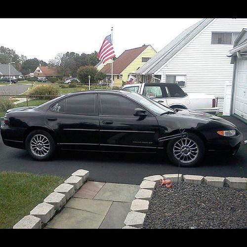 01 Pontiac Granprix Specialedition