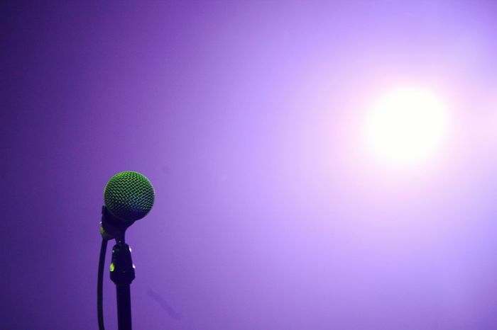 mic Stage Light Stagephotography EyeEm Best Shots EyeEmNewHere Eye4photography  EyeEm Gallery EyeEm Selects EyeEm Microphone Singing Arts Culture And Entertainment Purple Music Purple Background Performing Arts Event Music Concert Stage Light Live Event Concert Hall  Stage - Performance Space
