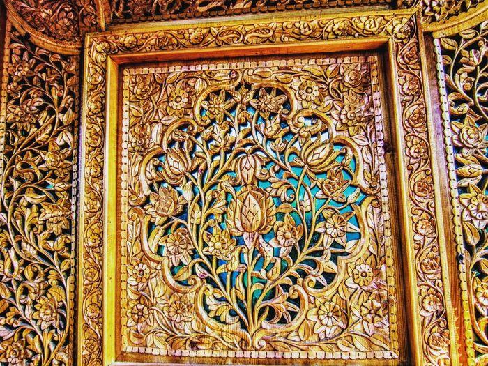 Art And Craft Architecture Pattern The Street Photographer - 2017 EyeEm Awards Indoors  India Kashmirdiaries Indianstories The Architect - 2017 EyeEm Awards Mughal Hindu Architechture Wood Art The Great Outdoors - 2017 EyeEm Awards
