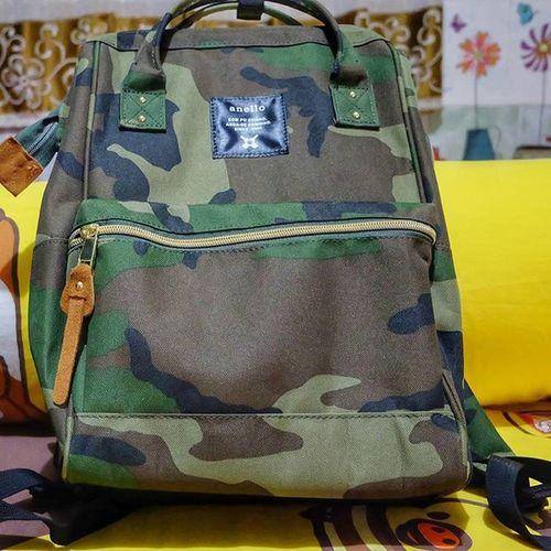 กระเป๋า anelloCamo ตรงจากญี่ปุ่น ในราคาไทย สมใจอยาก !!!Fujixseriesthailand