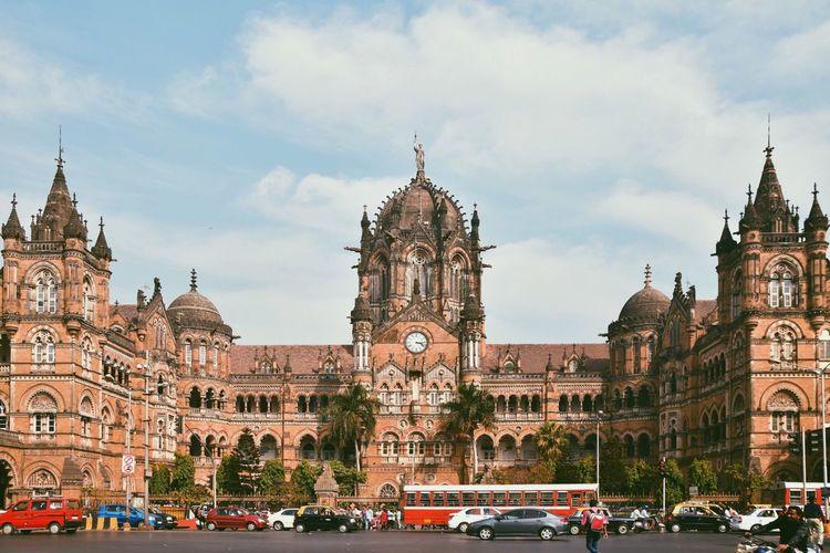 Mumbai Streets Mumbai