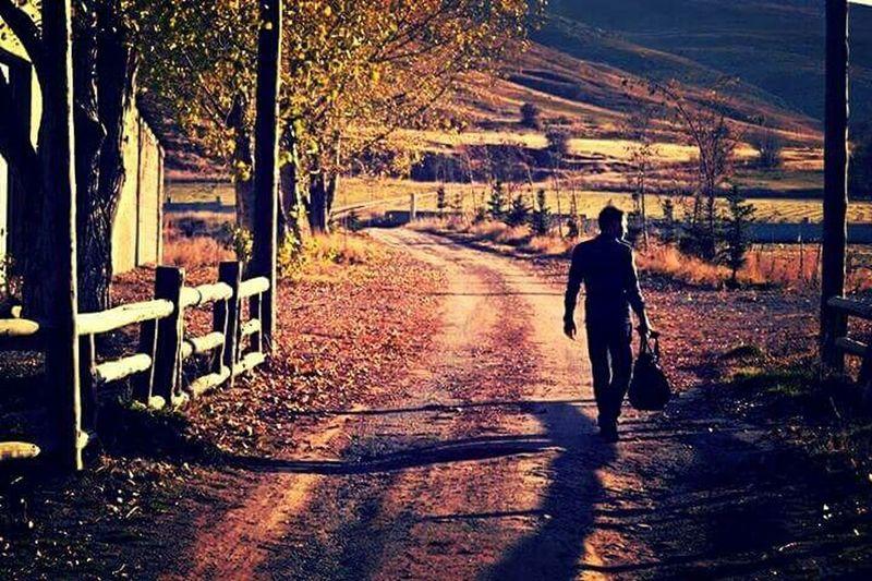 Vedalar Acıtsada Bazen  Gitmek Gerekir Yozgat Ibocannnn Sonbahar