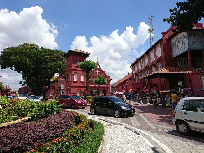 Melaka Heritage City Xperiaxz Sony Sony Xperia Bandar Bersejarah Clasiktown Townhistory Neighborhood Map Melacca Malaysia 🇲🇾 Lost In The Landscape