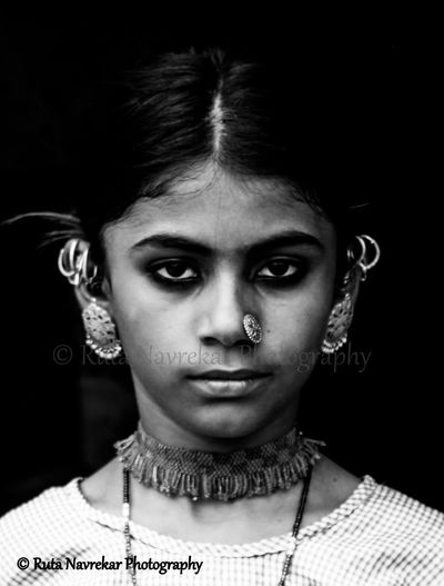 I am fearless and therefore powerful.... Monochrome Photography Portrait Strong Firm Indian Indian Culture  Pulchritude Uniqueness The Portraitist - 2017 EyeEm Awards