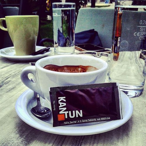 Morning Coffee Enjoying Life Summer Holidays Kantun Ston Croatia Hrvatska Dubrovnik Ness SUMMER BREAK