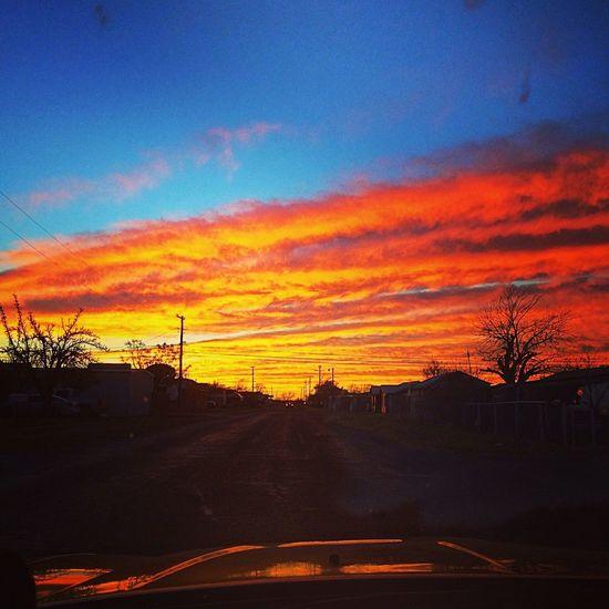 Good ole West Texas Sunsets Sunset Westtexas
