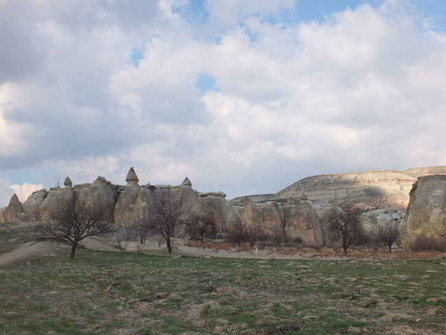 Day Nature Outdoors Sky Urgup Uchisa Urgup,sight,uchisar,capadokia,fairytale,city,stone,devil,fairy,and,chubs,must,look,1000,year,history,life,open,air,museum,like,the,earth...