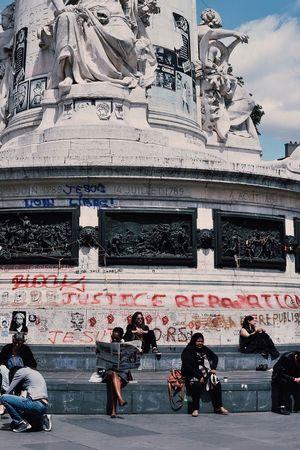 A week in Paris (55) CopyrightPiotrSzuber Paris Streetphotography Streetlife The Street Photographer - 2015 EyeEm Awards The Portraitist - 2015 EyeEm Awards VSCO Vscocam E4