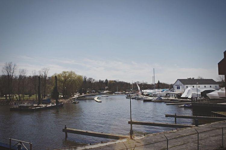 Bronte Harbour Harbour Oakville