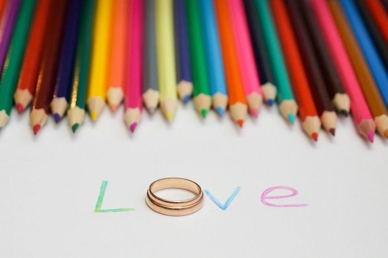 Love Wedding Rings Justmarried Amore First Eyeem Photo